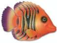 Toy Battery Operated Swimming Rainbow Reef Fish